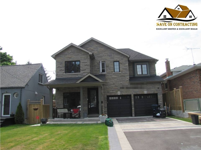 Licensed contractor Scarborough Ontario Save on Contracting