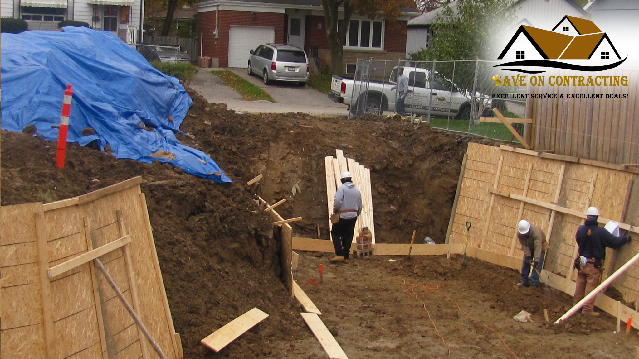 Licensed contractors Scarborough Ontario Save on Contracting