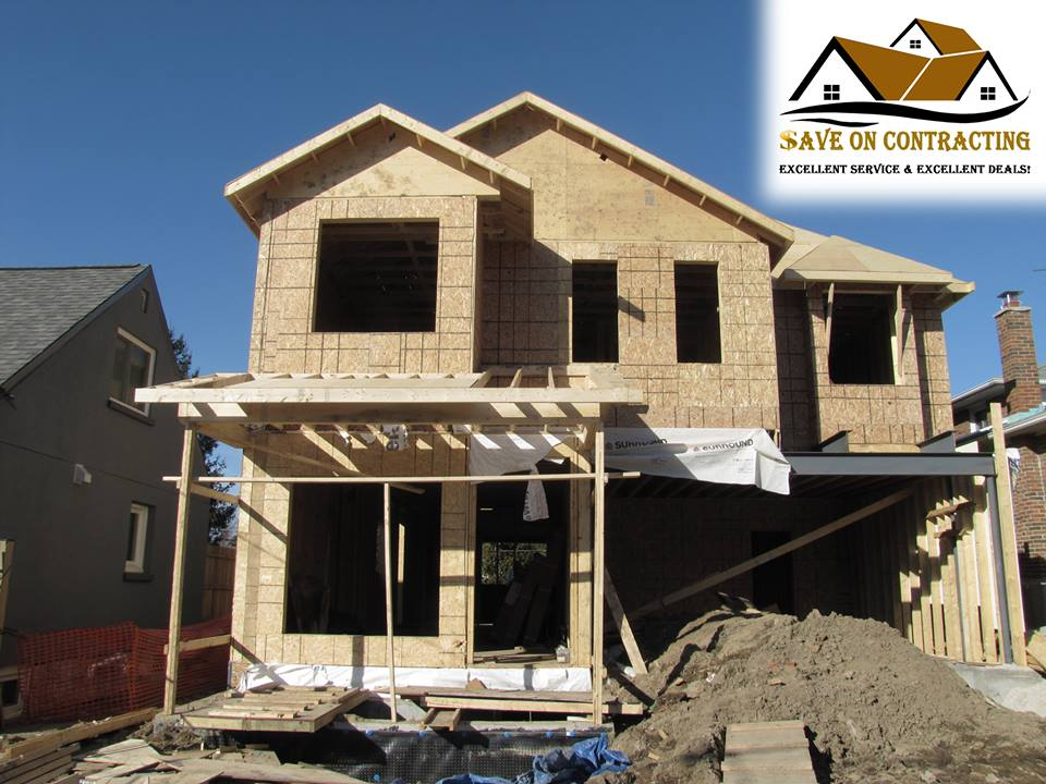 Construction company Scarborough Ontario Save on Contracting