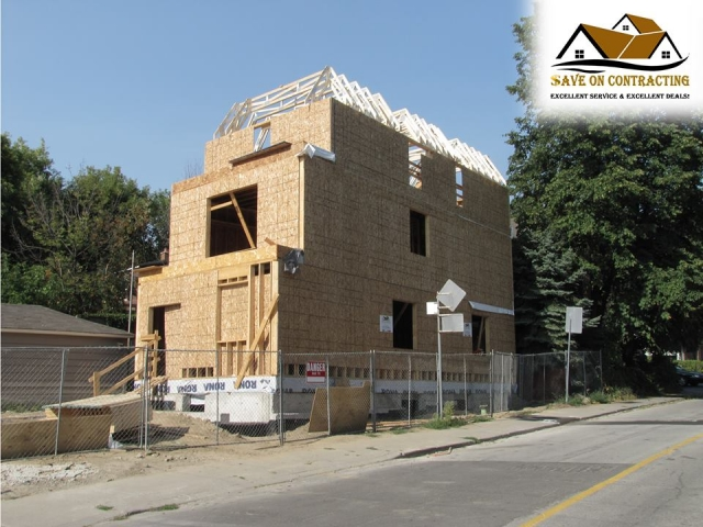 Licensed contractors in Scarborough Save On Contracting