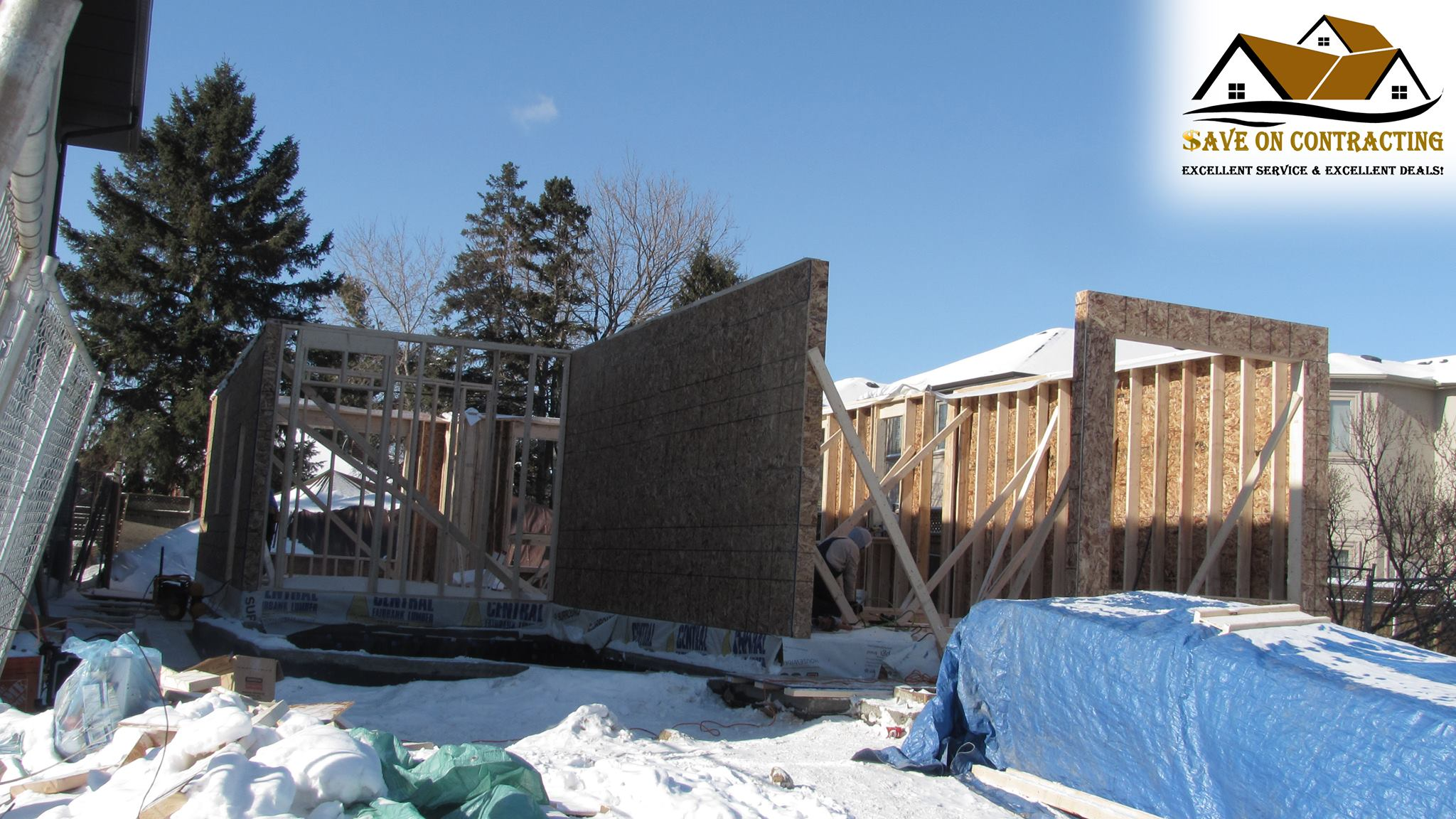 Building contractors Toronto Save on Contracting